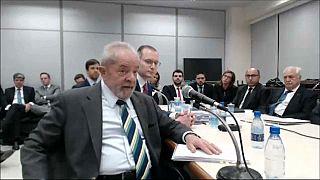 Lula da Silva condenado a nove anos e seis meses de prisão por corrupção