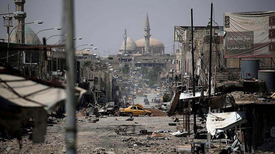 Még harcolnak Moszulban