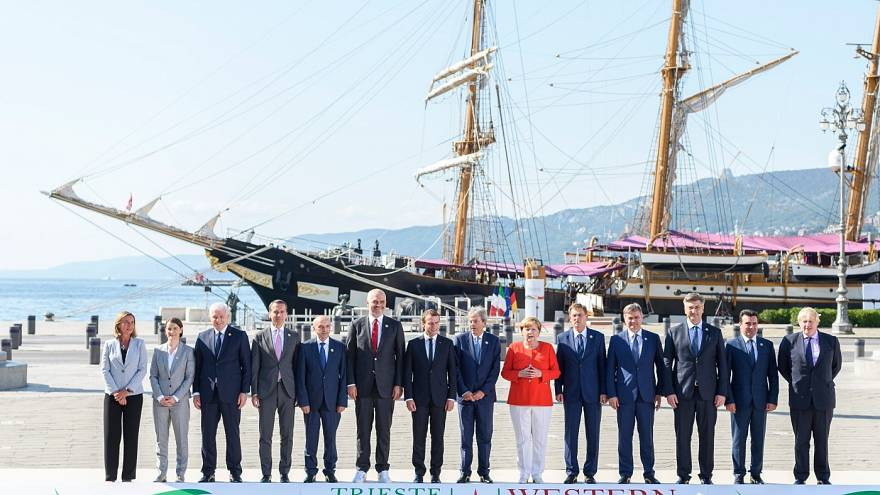 Une zone de coopération économique pour les Balkans