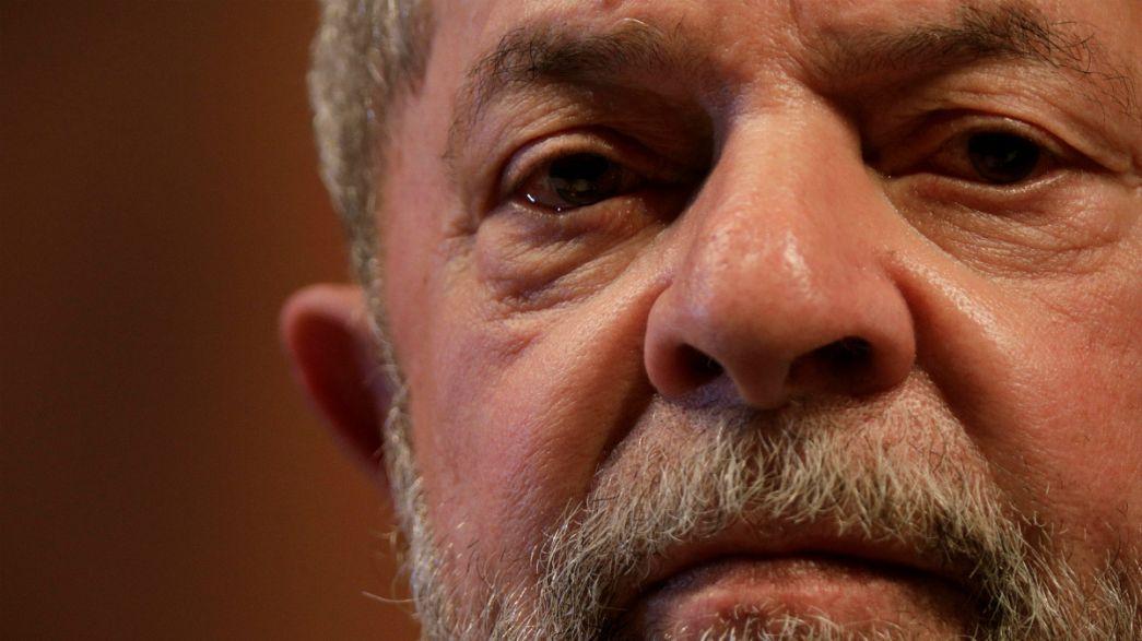 Lula da Silva condenado a prisão efetiva