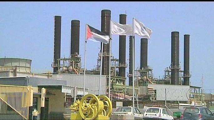 Gaza, la striscia è senza luce