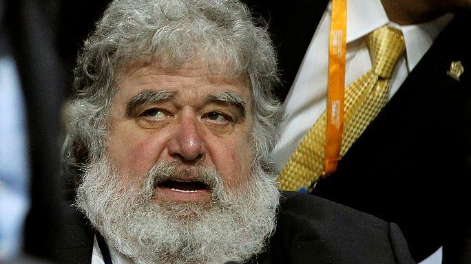 """""""FIFA itirafçısı"""" Blazer hayatını kaybetti"""