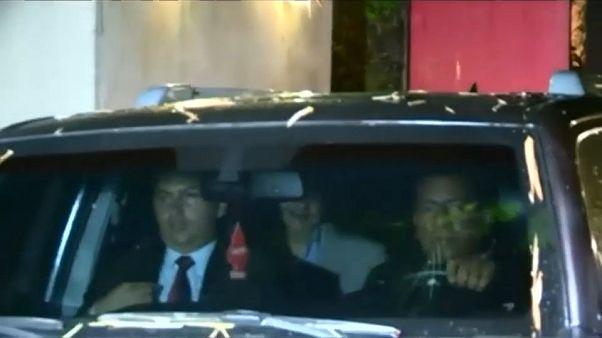 Zapatero visita a Leopoldo López