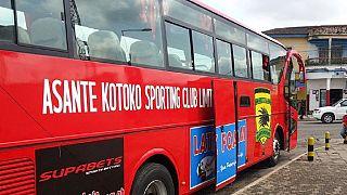 One killed, others injured in Ghana football team bus crash [Update]