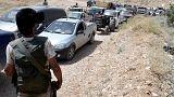 أكثر من ثلاثمائة لاجئ في طريق العودة إلى سوريا بموجب اتفاق توسط فيه حزب الله