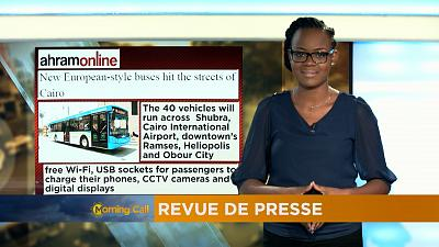 Press Review of July 13, 2017 [The Morning Call]