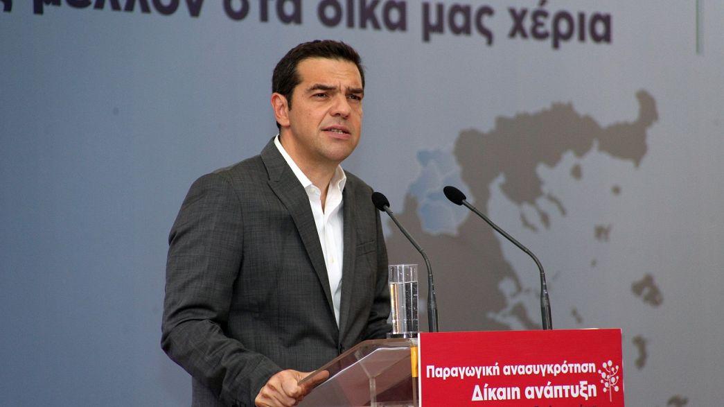 Griechen: Kapitalmärkte, wir kommen !
