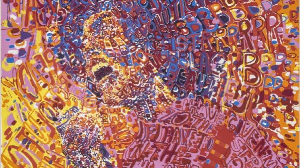 """""""Black Power"""" und Kunst"""
