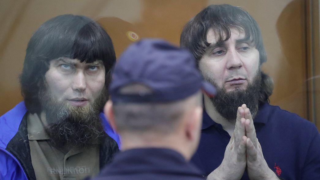 Russia: condanne dagli 11 ai 20 anni per i 5 killer di Nemtsov