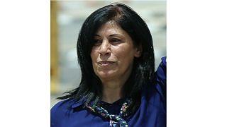 اسرائيل تصدر أمر اعتقال النائبة الفلسطينية خالدة جرار