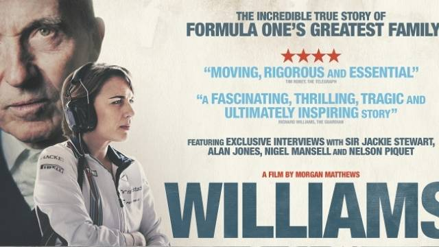 Williams: behind the wheels with an F1 legend