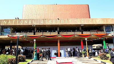 Zambian parliament sued for approving state of emergency
