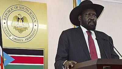 South Sudan's President Kiir sacks judges over strike