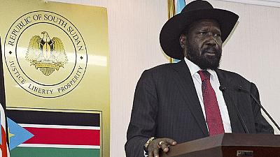 South Sudan's President Kiir sacks judges over strike