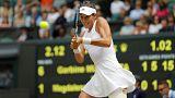 Garbiñe Muguruza gana a Magdalena Rybarikova y pasa a la final de Wimbledon