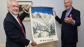 """Британский лейборист Корбин протянул """"руку дружбы"""" остальному ЕС"""