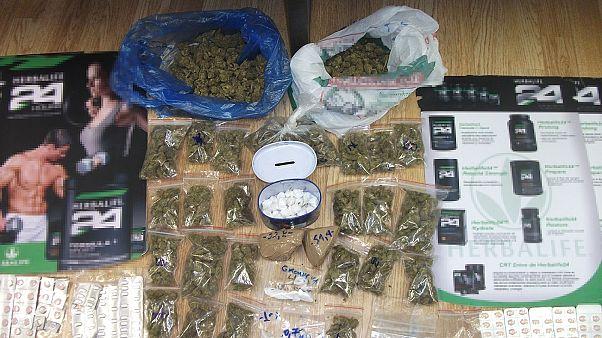 Ελλάδα: Βρήκαν νέα μέθοδο διακίνησης ναρκωτικών