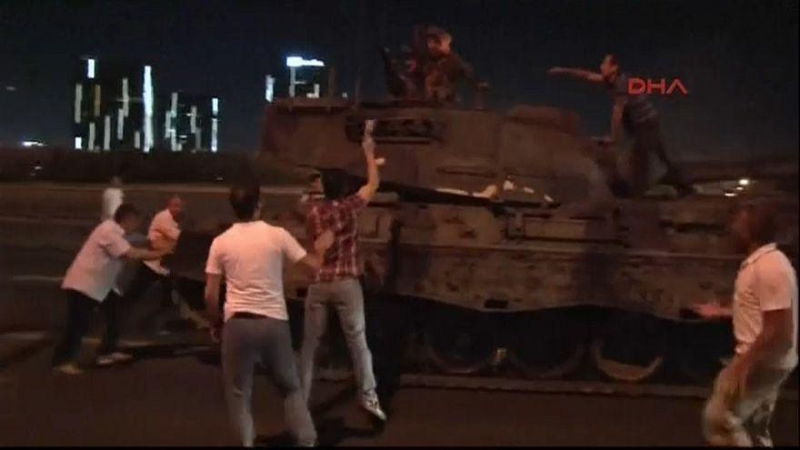 Witnesses recall trauma of Turkey's failed coup