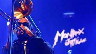 Sampha and Slaves at the Montreux Jazz Festival