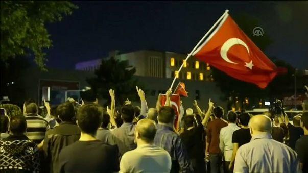 Anniversary of Turkish coup