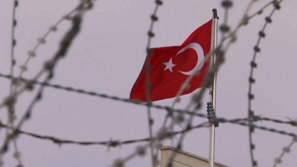 Letartóztatások éve Törökországban