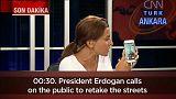 """شاهد: سعودي يعرض ربع مليون دولار لشراء هاتف """"الانقلاب التركي"""""""