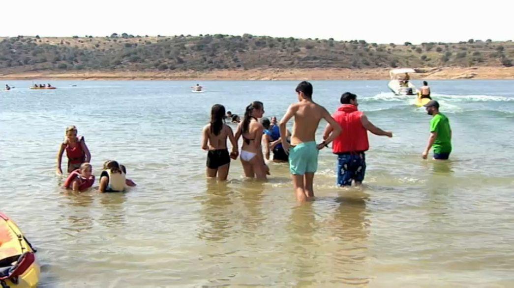 ¡Qué calor en España!