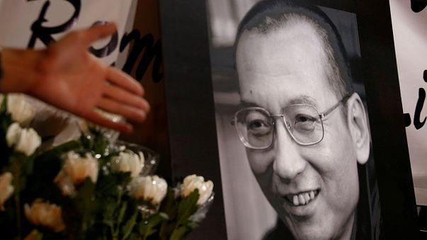 O mundo reage à morte de Liu Xiaobo