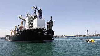 Somalia detains ship that caused internet outage, demands compensation