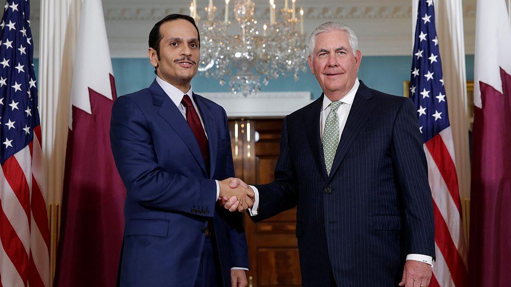 الولايات المتحدة تدعو أطراف أزمة قطر إلى الحوار المباشر