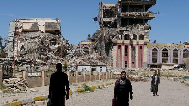 Alegados crimes de guerra em Mossul investigados pelo Governo