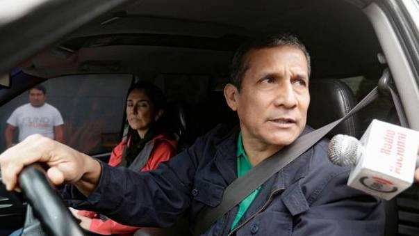 Former Peruvian President jailed