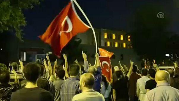 Testimonios del fallido golpe de Estado en Turquía