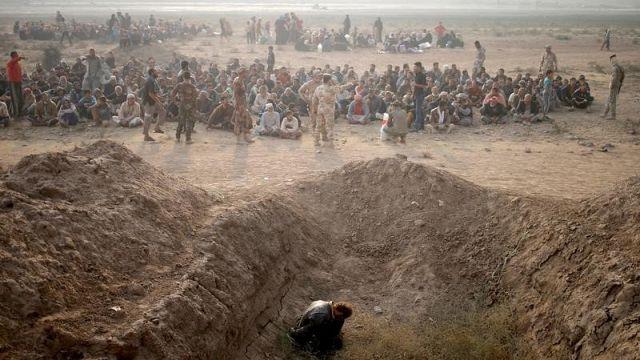 التحقيق بصحة فيديوهات تدين القوات العراقية بارتكاب انتهاكات
