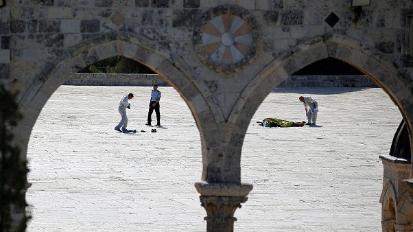 Стрельба у Храмовой горы: нападавшие убиты