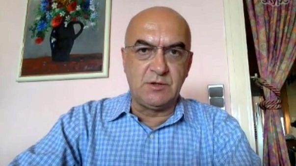 "Yavuz Baydar: ""o sistema judicial turco está desatualizado"""