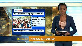 Press Review of July 14, 2017 [The Morning Call]