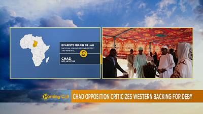 Chad opposition party criticizes western backing for Deby [The Morning Call]
