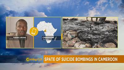 Spate of suicide bombings in Cameroon [The Morning Call]