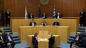 Παραδόθηκε ο «Φάκελος της Κύπρου» στην Βουλή των Αντιπροσώπων