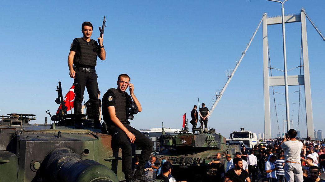 In 10 Punkten: Wie der Putschversuch die Türkei verändert hat