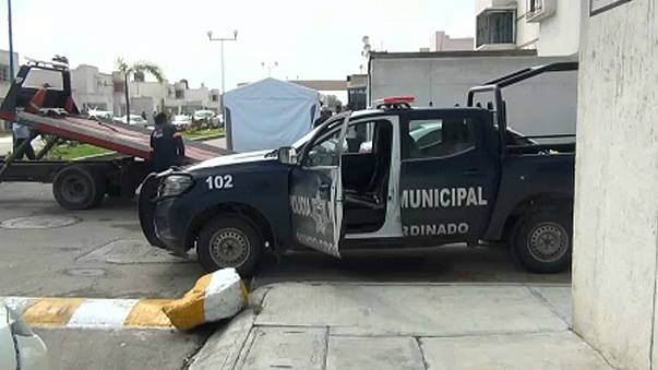 11 killed in a stabbing at a children's birthday party in Mexico