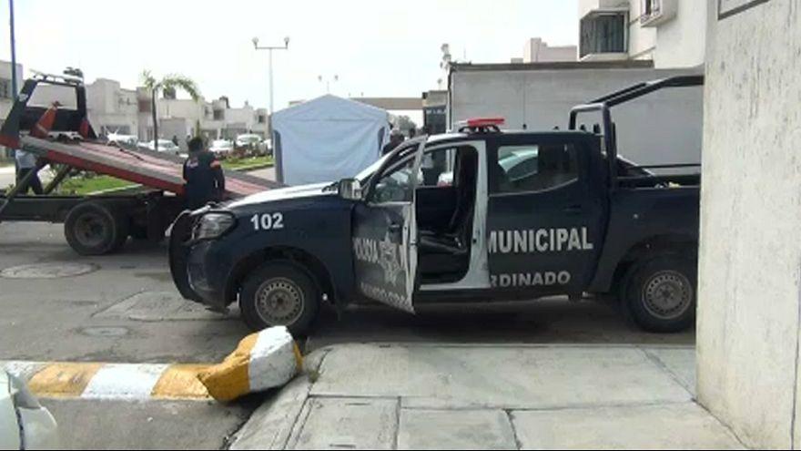 Vérengzés egy mexikói gyerekzsúron
