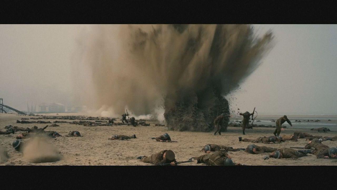 Nolan presenta 'Dunkerque' en Londres