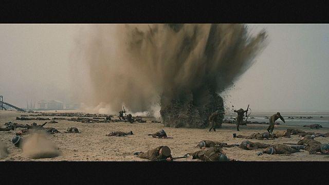 Dunkirk Kuşatması beyaz perdede