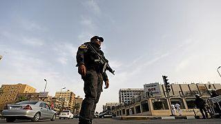 Egypte : cinq policiers tués dans le sud du Caire