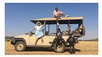 It was amazing - American singer Usher praises Tanzania's Serengeti [Photos]