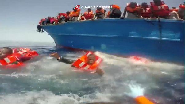 Migranti in arrivo in Italia: 7mila in 48 ore