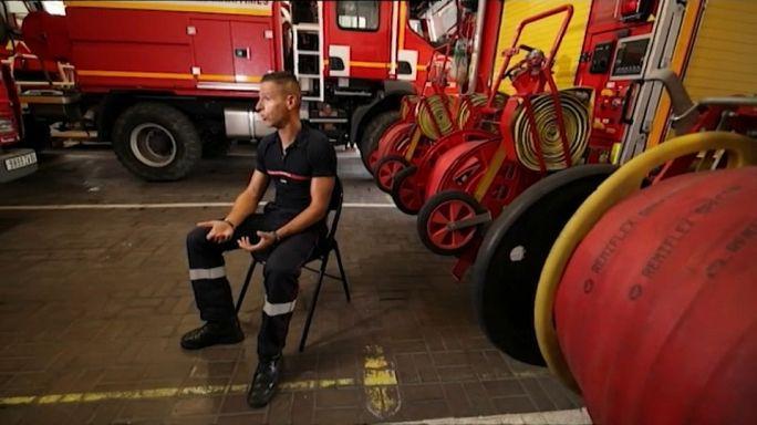 Attentat de Nice : le témoignage des pompiers
