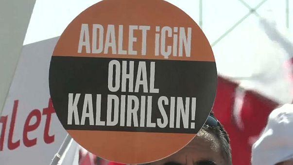 AİHM Türkiye'den başvurulara OHAL Komisyonu'nu adres gösterdi